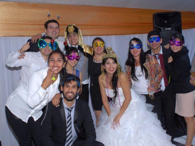 El matrimonio de Rafa y Mari en Paine, Maipo 20