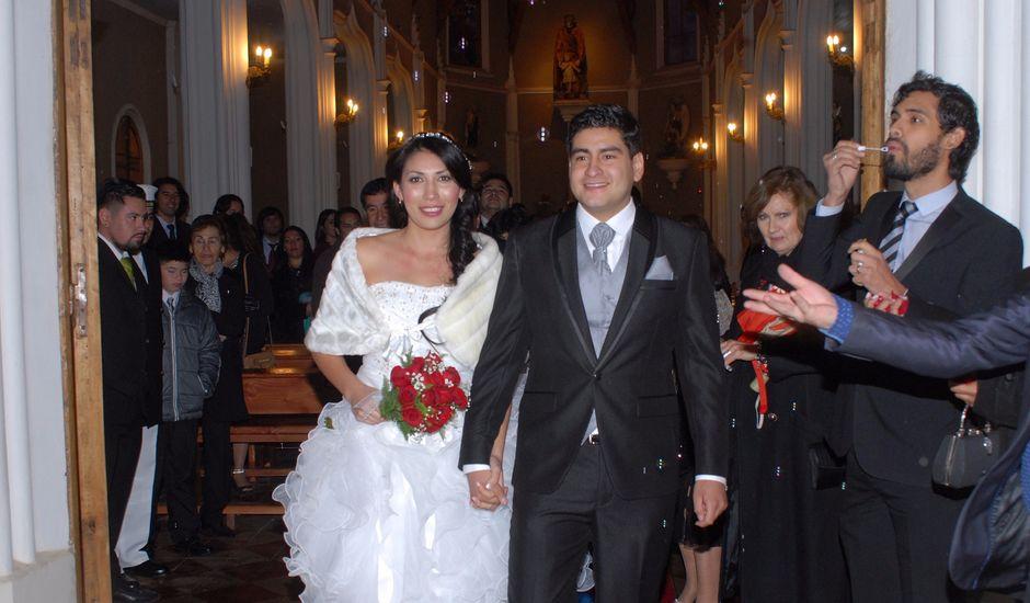 El matrimonio de Rafa y Mari en Paine, Maipo