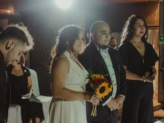 El matrimonio de Cony y Nelson 2