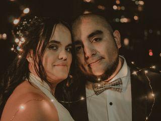 El matrimonio de Cony y Nelson