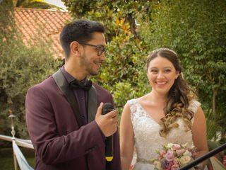 El matrimonio de María José y Miguel Ángel