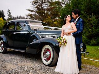 El matrimonio de Paulina y Miguel