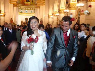 El matrimonio de Poly y Sebastian