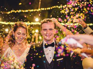 El matrimonio de Fer y Clemente