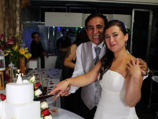 El matrimonio de Andrea y Ángel 2