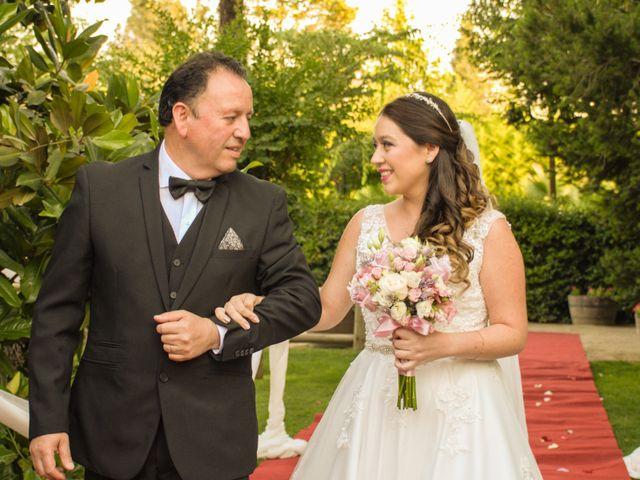 El matrimonio de Miguel Ángel y María José en Graneros, Cachapoal 11