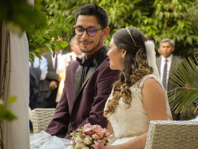 El matrimonio de Miguel Ángel y María José en Graneros, Cachapoal 12