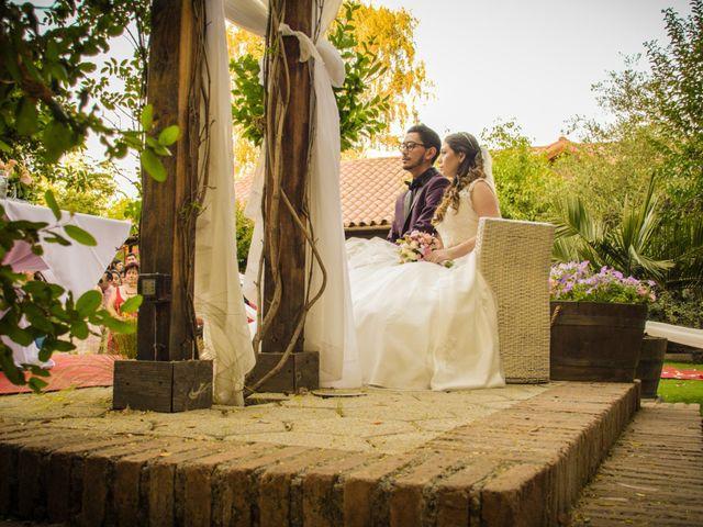 El matrimonio de Miguel Ángel y María José en Graneros, Cachapoal 13