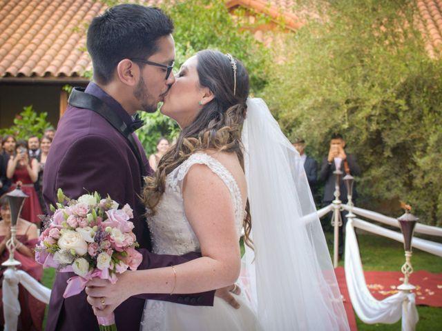 El matrimonio de Miguel Ángel y María José en Graneros, Cachapoal 18