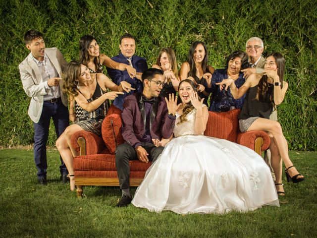 El matrimonio de Miguel Ángel y María José en Graneros, Cachapoal 24