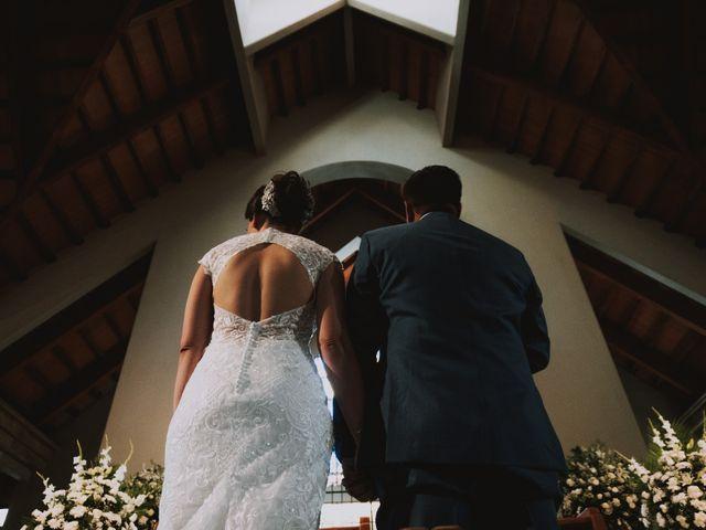 El matrimonio de Mariles y Anthony