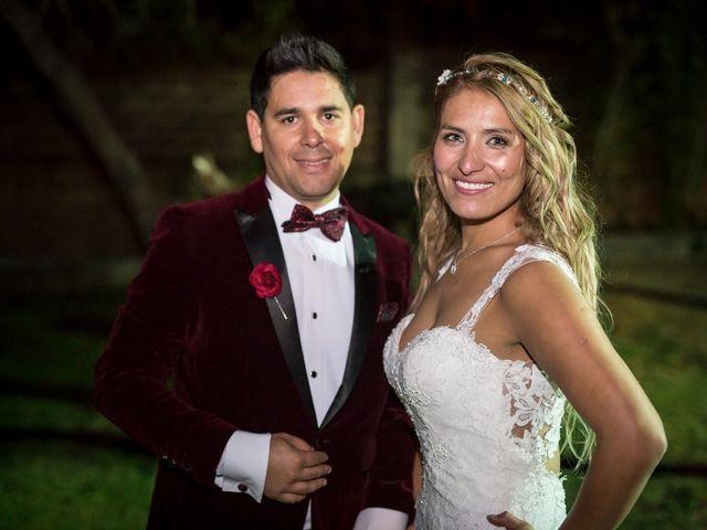El matrimonio de Gino y Gladys