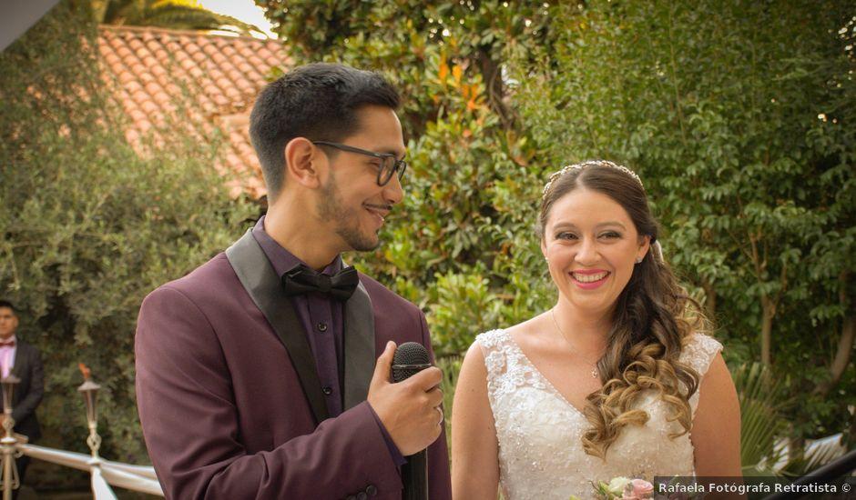 El matrimonio de Miguel Ángel y María José en Graneros, Cachapoal