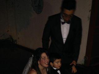 El matrimonio de Eileen y Sebastian 1
