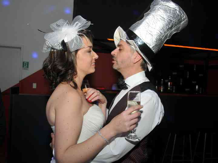 El matrimonio de Ingrid y Gastón