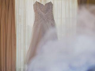 El matrimonio de Francisca y Eber 1