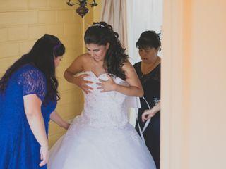 El matrimonio de Francisca y Eber 2
