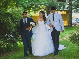 El matrimonio de Francisca y Eber
