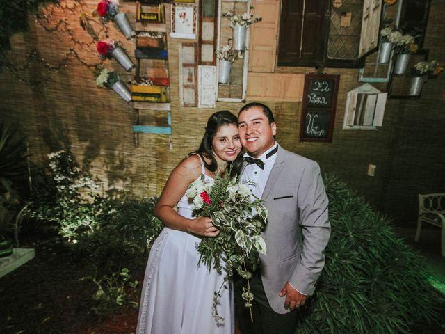El matrimonio de Damaris y Bladimir