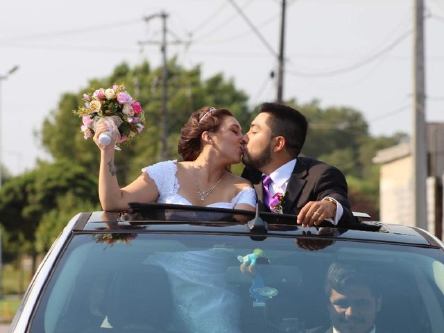 El matrimonio de Elizabeth  y Jonatan
