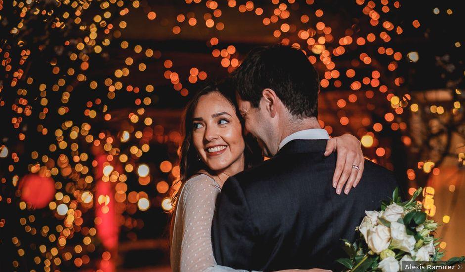 El matrimonio de Tomás y Estefanía en Santiago, Santiago