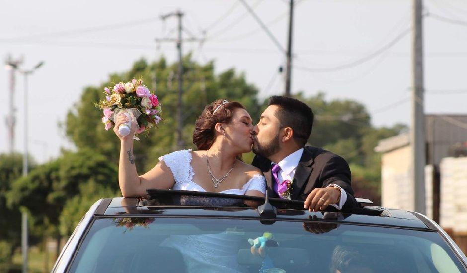 El matrimonio de Jonatan  y Elizabeth  en Talcahuano, Concepción