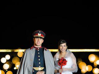 El matrimonio de Matias y Belén 1