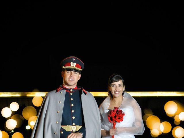 El matrimonio de Matias y Belén