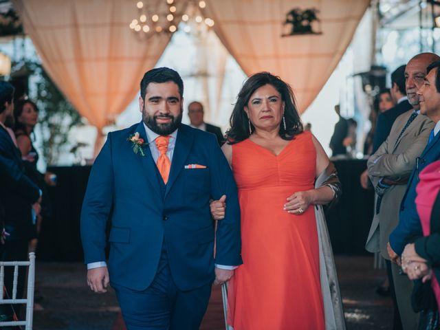 El matrimonio de Tomás y Ximena en Santiago, Santiago 55