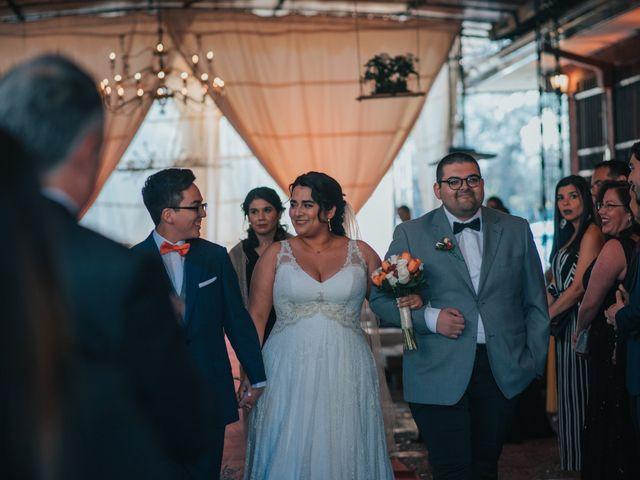 El matrimonio de Tomás y Ximena en Santiago, Santiago 60