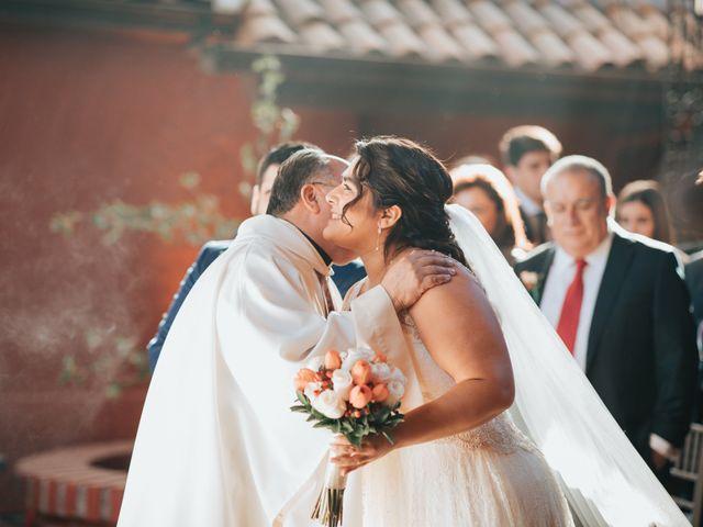 El matrimonio de Tomás y Ximena en Santiago, Santiago 61