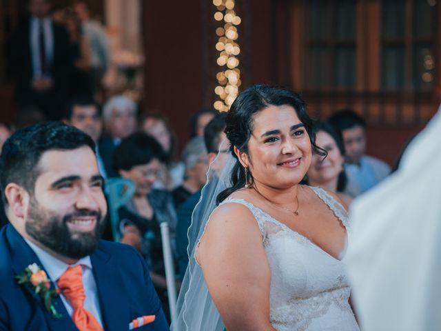 El matrimonio de Tomás y Ximena en Santiago, Santiago 72
