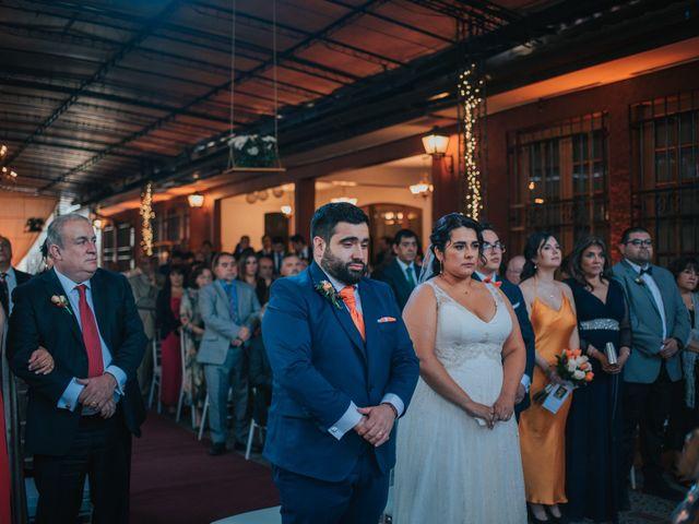 El matrimonio de Tomás y Ximena en Santiago, Santiago 74