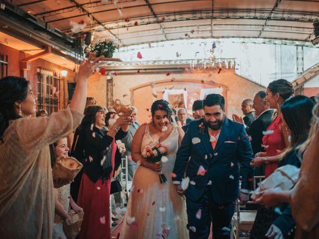 El matrimonio de Tomás y Ximena en Santiago, Santiago 80