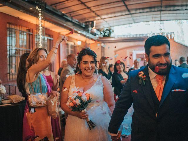 El matrimonio de Tomás y Ximena en Santiago, Santiago 81