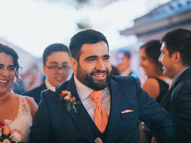 El matrimonio de Tomás y Ximena en Santiago, Santiago 83