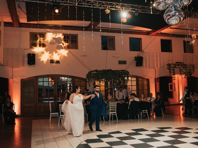 El matrimonio de Tomás y Ximena en Santiago, Santiago 88