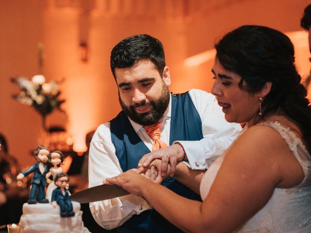 El matrimonio de Tomás y Ximena en Santiago, Santiago 102