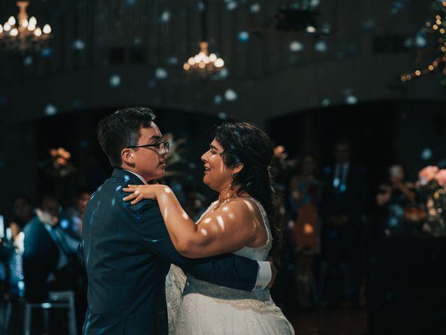 El matrimonio de Tomás y Ximena en Santiago, Santiago 107