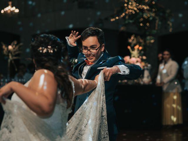 El matrimonio de Tomás y Ximena en Santiago, Santiago 109