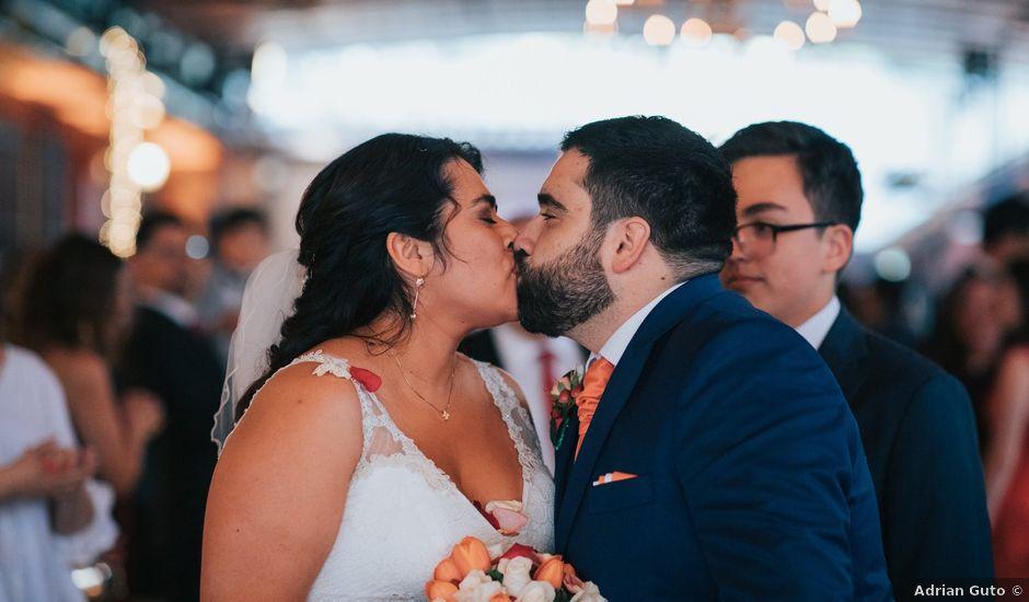El matrimonio de Tomás y Ximena en Santiago, Santiago