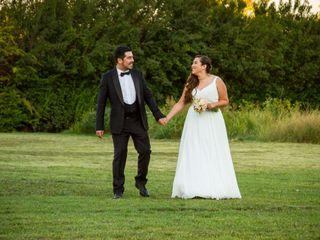 El matrimonio de Natalia y Nelson