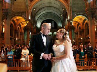 El matrimonio de Elizabeth y Mauricio 1