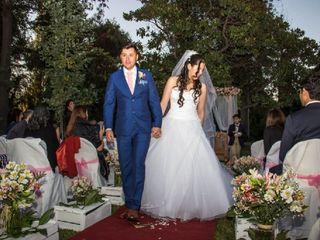 El matrimonio de Ángela y Juan Carlos 1