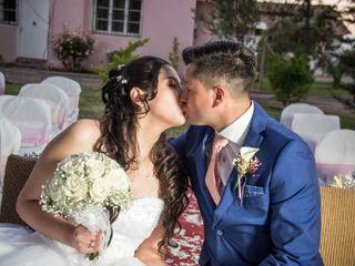 El matrimonio de Ángela y Juan Carlos 2