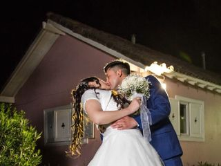 El matrimonio de Ángela y Juan Carlos 3