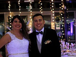 El matrimonio de María Fernanda  y Anibal  1