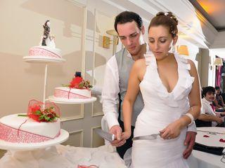 El matrimonio de Alejandra y Corey
