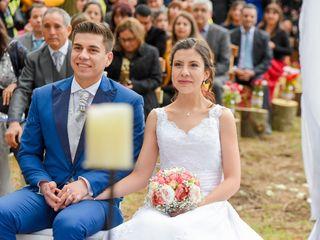 El matrimonio de Edgardo y Jennifer 1