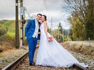 El matrimonio de Edgardo y Jennifer